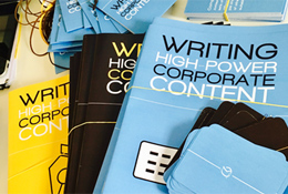 WRITING HIGH-POWER CORPORATE CONTENT